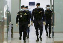 صورة اعتقال مرتكبي جريمة اغتصاب الطفلة السورية في الكويت