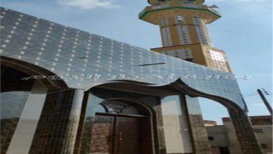 صورة الأوقاف تعلن إفتتاح 19 مسجداً الجمعة المقبلة .. صور