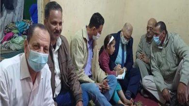 صورة إعفاء أبناء ولية أمر توفي زوجها وأصيبت بداء الفيل من المصروفات الدراسية