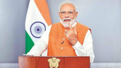 صورة رئيس وزراء الهند يهنئ بايدن بالفوز بالإنتخابات الأمريكية