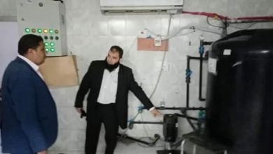 صورة الديار | الفيوم | نائب رئيس مركز طامية يتفقد مستشفى المركزى