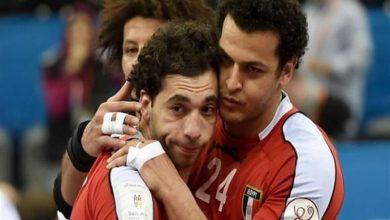 صورة ضربة لمنتخب مصر لكرة اليد قبل مواجهة تشيلي