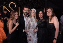 صورة صور  محمد حماقي وأحمد جمال يشعلان حفل زفاف نادر حمدي