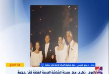صورة في ذكرى رحيلها.. صور نادرة تجمع فاتن حمامة بأسرتها