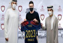 صورة رسميا.. عمر خربين إلى الوحدة الإماراتي