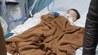 صورة وفاة الطفلة جوري بعد نقلها إلى المدينة الطبية