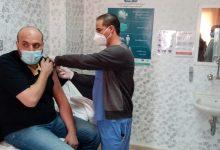 صورة 150 مواطنا تلقوا اللقاح في مستشفى جرش  صور