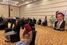 صورة بالفيديو.. عزاء المخرج حاتم علي في دولة الإمارات