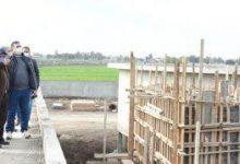 صورة انشاء محطة معالجة صرف صحي كفر دنوهيا بمركز الزقازيق بتكلفة 400 مليون جنيه