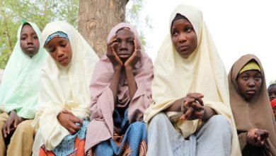 صورة الافراج عن 42 مخطوفا و317 فتاة رهائن في نيجيريا  سياسة  أخبار