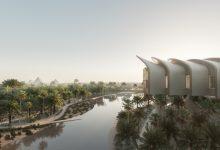صورة اكتمال المرحلة الإنشائية الأولى لمركز مجدي يعقوب العالمي للقلب بالقاهرة  محليات  أخرى