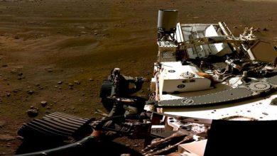 صورة فيديوهات مذهلة لهبوط بريزيرفانس على سطح المريخ تنشرها ناسا