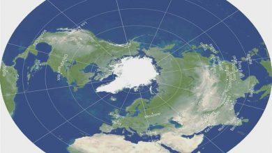 صورة بعد 422 سنة من الخداع والأكاذيب.. هذه خريطة العالم الحقيقية