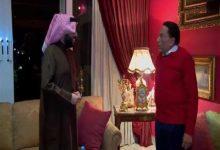 """صورة أول تعليق من تركي آل الشيخ بعد عرض """"بودي جارد"""" لعادل إمام على """"شاهد"""""""