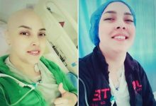 """صورة """"المكافحة البشوشة"""".. هند عادل التي هزمها السرطان رغم قتالها"""