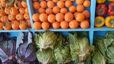 صورة أسعار الخضر والفاكهة في سوق الجملة بالعبور اليوم السبت