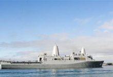 صورة كورونا يتفشى على متن سفينتين حربيتين أمريكيتين