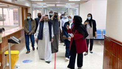 صورة رئيس المجلس الأعلى للصحة يقوم بزيارة تفقدية لمركز سترة الصحي ويوجه لرصد كافة احتياجات الأهالي