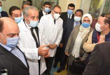 """صورة وزير التموين يشيد بأعمال تطوير مطحن الزقازيق ضمن مبادرة """"حياة كريمة"""""""