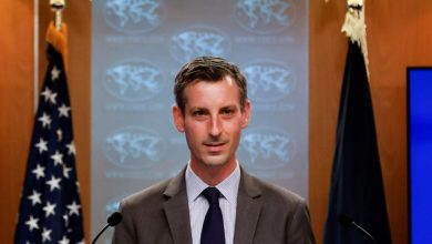 صورة أمريكا: إسرائيل لم تخطرنا بقرار وضع ست مؤسسات حكومية فلسطينية بقائمة الإرهاب .