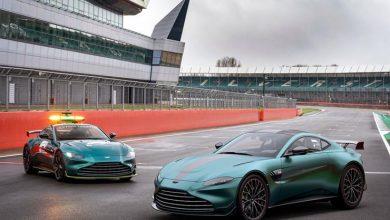 صورة بالصور.. أستون مارتن تطلق F1 Edition من أيقونتها Vantage بسعر 162 ألف يورو