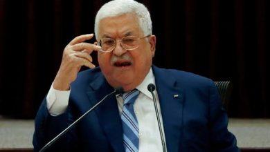 """صورة الرئيس الفلسطيني: أدعو """"فتح"""" و""""حماس"""" وفصائل التحرير والجهاد للعودة فورًا إلى حوار جاد ."""