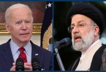 صورة البيت الأبيض: بايدن لا ينوي لقاء رئيس إيران الجديد .