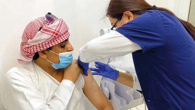 صورة «الصحة» تقدم 52 ألف جرعة من لقاح «كوفيد19»  محليات  صحة