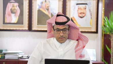 صورة ترقية مدير عام الشؤون الإدارية والمالية بإمارة جازان للمرتبة الـ13  أخبار السعودية