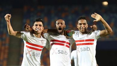 صورة مجاهد: سيف الجزيري ليس لاعبا جديدا للزمالك حتى يُمنع من قيده