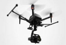 صورة سوني تطلق طائرة درون جديدة للمصورين المحترفين
