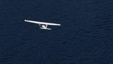 صورة مصرع شخصين من جراء تحطم طائرة خفيفة غربي اليونان
