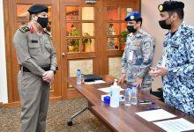 صورة اللواء الميمان يتفقد لجان القبول والتسجيل بكلية الملك فهد الأمنية
