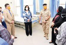 صورة عيادة متخصصة في «الشامل» لاستخدام علاج «سوتروفيماب»