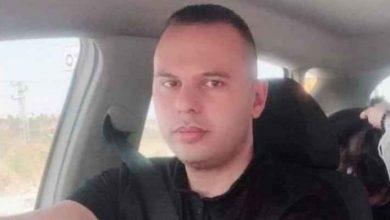 صورة استشهاد ضابط فلسطيني بعد اعتداء المستوطنين عليه في نابلس