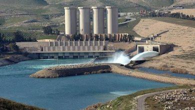 صورة الموارد المائية العراقية: السدود مؤمنة وليس هناك احتمال لانهيارها