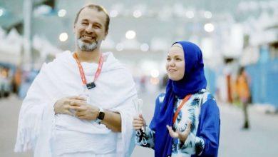 صورة مهر زواج «جانا» الروسية من «هيان» الإيطالي.. حجة لله !  أخبار السعودية