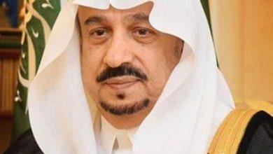 صورة أمير الرياض يهنئ القيادة بمناسبة نجاح موسم حج هذا العام  أخبار السعودية
