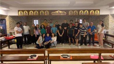صورة انطلاق مؤتمر خدام إيبارشية الإسماعيلية وتوابعها