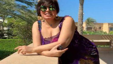 صورة بالفيديو| أول ظهور لفيفي عبده بعد وعكتها الصحية