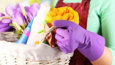 """صورة """"مش بس في العيد"""".. 8 أشياء احرصي على تنظيفها كل يوم"""