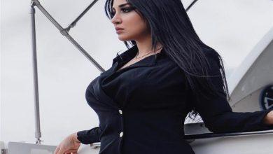 صورة صور  جيهان خليل تخضع لجلسة تصوير جديدة