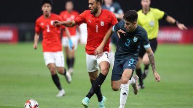 صورة اتحاد الكرة يرد.. هل تم استبعاد صلاح محسن قبل مواجهة البرازيل؟