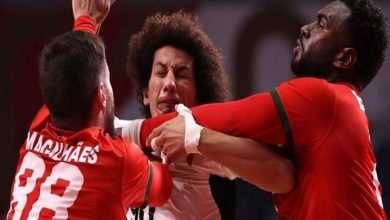 """صورة """"رايحين لمنصة التتويج""""..أحمد موسى عن تأهل مصر لنصف نهائي اليد بأولمبياد طوكيو"""