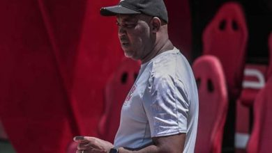 صورة موسيماني: لدينا ضغوط.. نحن بشر.. نبحث عن ضمان الفوز والصدارة دائماً