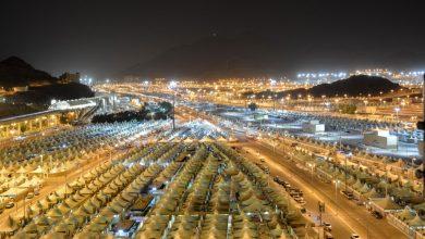 صورة 175 ألف برج إنارة يضيء سماء مكة المكرمة والمشاعر المقدسة