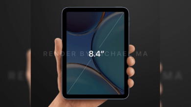 """صورة آبل تجري أكبر تعديل على """"iPad Mini"""" منذ سنوات!"""