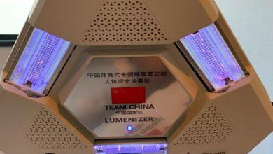 """صورة ما هي """"التقنية السوداء"""" التي حمت الصينيين في أولمبياد طوكيو من كورونا؟"""