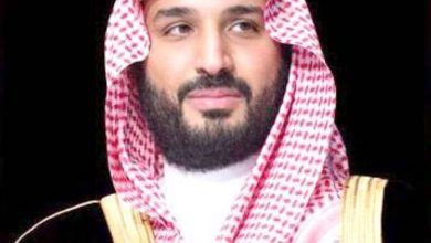 صورة ولي العهد يهنئ بازوم بذكرى الاستقلال  أخبار السعودية