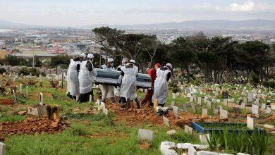 صورة الصحة العالمية: وفيات كورونا تصل ذروة قياسية في أفريقيا  أخبار السعودية